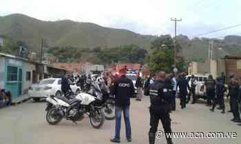 Liquidaron a un policía secuestrador tras un tiroteo en Palo Negro - ACN ( Agencia Carabobeña de Noticias)
