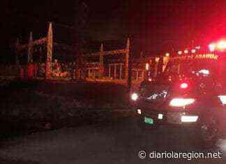Explosion en subestación electrica de Palo Negro causa alarma - Diario La Región