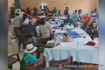 Videos muestran la angustia que vivieron en base militar de Cubará por carro bomba - Noticias Caracol