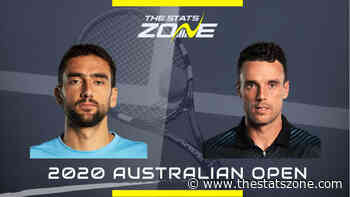 2020 Australian Open – Marin Cilic vs Roberto Bautista Agut Preview & Prediction - The Stats Zone