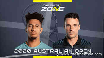 2020 Australian Open – Michael Mmoh vs Roberto Bautista Agut Preview & Prediction - The Stats Zone