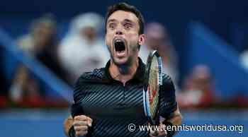 Roberto Bautista Agut Feeling Good As He Heads into the Australian Open - Tennis World USA