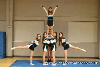Cheerleaders head to USA for top international competition - The Northern Echo