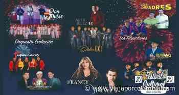 Festival Cultural 2020 en Tinjacá, Boyacá - Ferias y fiestas de Colombia - Viajar por Colombia