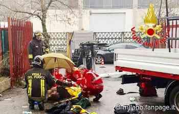 Incidente sul lavoro a San Donato Milanese, grave un operaio di 20 anni - Milano Fanpage.it