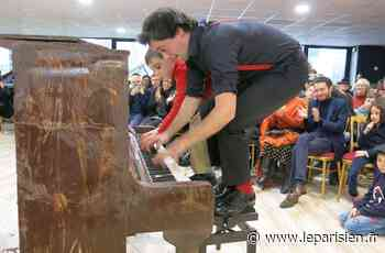 Villebon-sur-Yvette : avec ce concert de piano, les amateurs de chocolat ont dégusté - Le Parisien
