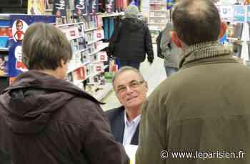 A Villebon-sur-Yvette, Bernard Hinault rencontre des fans de tous âges - Le Parisien
