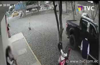 Sujetos roban $18 mil a familia en Huaquillas - tvc.com.ec