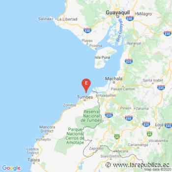 Sismo 5.11 cerca de Huaquillas - La República Ecuador