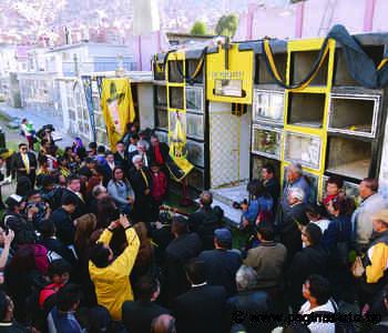Réquiem para Viloco: el Tigre evoca con lágrimas y Condorcito - Diario Pagina Siete
