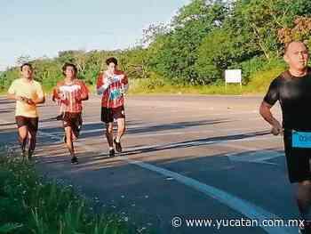 """Fiesta atlética en Tixkokob por 60 años de la """"Onecíforo Burgos Concha"""" - El Diario de Yucatán"""