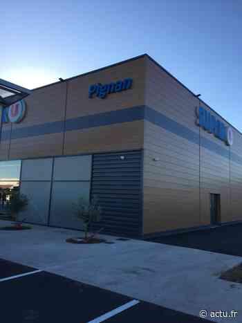 Près de Montpellier : à Pignan, le Super U va doubler sa surface et ouvrir un drive - actu.fr