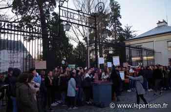 Savigny-sur-Orge : un rassemblement contre les nouvelles épreuves du bac - Le Parisien