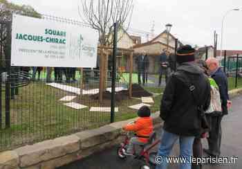 Essonne : Savigny-sur-Orge baptise un square « Jacques Chirac » - Le Parisien