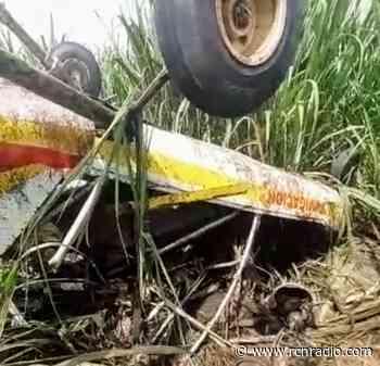 Accidente de avioneta en Bugalagrande deja una persona muerta - RCN Radio