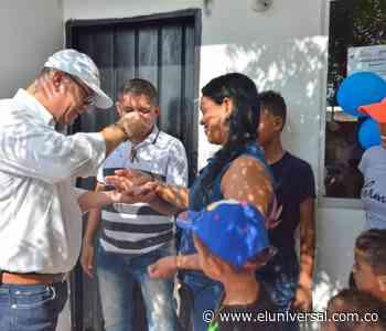 San Benito, San Marcos, Majagual y Sucre estrenan obras entregadas por Fondo de Adaptación - El Universal - Colombia