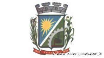 Processo Seletivo tem edital retificado pela Prefeitura de Vazante - MG - PCI Concursos