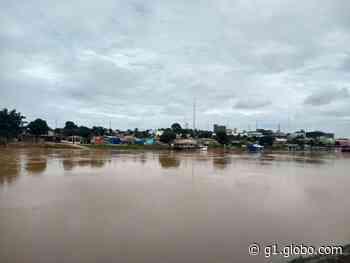 Após atingir cota de transbordo, Rio Acre apresenta vazante em Rio Branco - G1