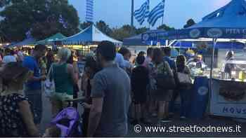 Cusano Milanino ospita la prima tappa della Festa Greca 2020 - Street Food News.it
