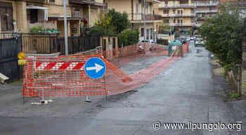 PALMAROLA: Transennamento in Via Cusano Milanino - Il Pungolo