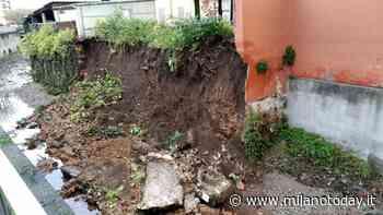 Cusano Milanino, crolla argine del Seveso: edificio dichiarato inagibile - MilanoToday