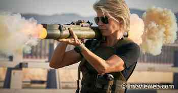 Linda Hamilton Would Love to Be Done with the Terminator Franchise