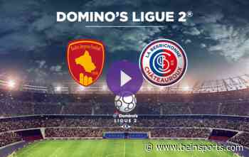 Domino's Ligue 2 : Rodez - Châteauroux en direct - beIN SPORTS FRANCE