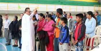 Eucaristía por víctimas del conflicto en Yacuanquer | HSB Noticias - HSB Noticias