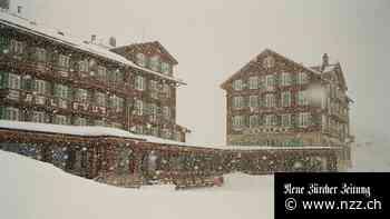 """Kleine Scheidegg: """"Bellevue des Alpes""""-Hotelier sieht Potenzial - Neue Zürcher Zeitung"""