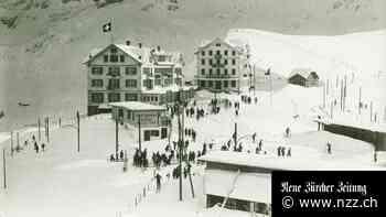 Hotel Bellevue, Kleine Scheidegg: Nostalgie vor der Eigernordwand - Neue Zürcher Zeitung