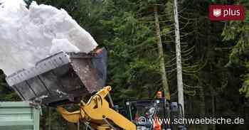 Snowfarming in Scheidegg: Eine Idee wird beerdigt - Schwäbische