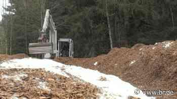 Dahingeschmolzen: Scheidegg stellt Snowfarming ein - BR24