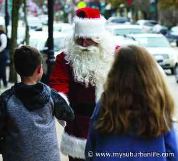 Here Come the Holidays: Downers Grove to kick off festivities with Bonfield Express, Gingerbread Festival - Suburban Life Publications