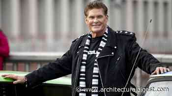 David Hasselhoff to Appear on New Real Estate Reality Show 'Listing Impossible' - Architectural Digest