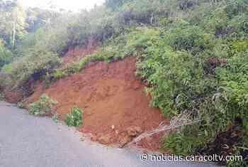 Concordia, Urrao y Betulia están sin gas por derrumbe - Noticias Caracol
