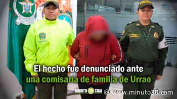 Madre sustituta del ICBF fue capturada en Urrao porque habría tenido relaciones sexuales con un menor de ... - Minuto30.com