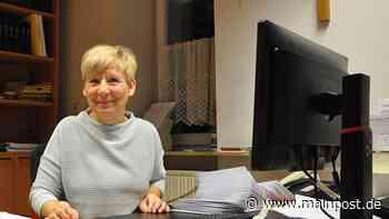 Kothen: Pfarrsekretärin Claudia Kraus geht in den Ruhestand. - Main-Post