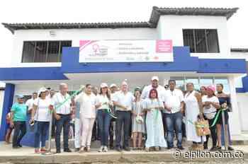 Mujeres de Chimichagua dignificarán su calidad de vida con la Casa Taller Beatriz García de Vigna que inauguró el Gobernador Ovalle - ElPilón.com.co