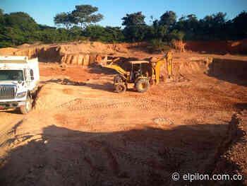 Golpe a la minería ilegal en Chimichagua - ElPilón.com.co