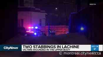 Two stabbed in Lachine - CityNews Montreal