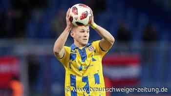 Eintracht Braunschweig: Urteil gegen Robin Becker aufgehoben - Braunschweiger Zeitung