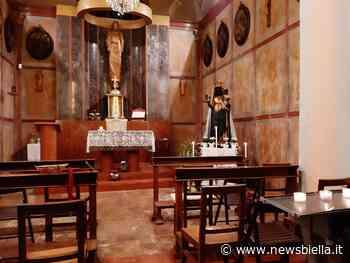 Valdilana: la Madonna Pellegrina a Sant'Eusebio a Valle Mosso - newsbiella.it