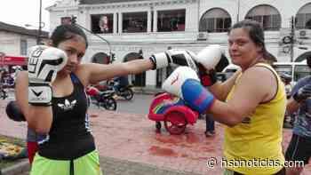 Peleadores vibraron en velada de boxeo en Curillo, Caquetá | HSB Noticias - HSB Noticias