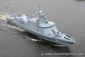 Russia's Project 22800 corvette Odintsovo to undergo builders sea trials - Navy Recognition