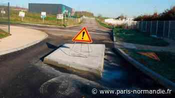 Entre le Vaudreuil et Val-de-Reuil, un trottoir créé la polémique entre riverains et élus - Paris-Normandie