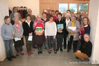 Le Gospel Show en concert à Vaugneray - Essor Rhône