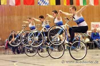 Kunstradsport: RMSV Aach ist nur Ersatzteam | SÜDKURIER Online - SÜDKURIER Online