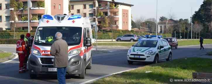 Biassono, incidente tra bici e moto: paura per un ciclista 76enne - Il Cittadino di Monza e Brianza