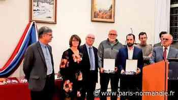 Bois-Guillaume récompense deux sportifs qui se sont illustrés - Paris-Normandie