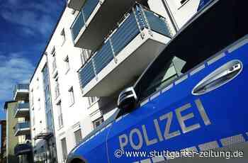 Vorfall in Asperg - Mann zückt Pistole und fordert Geld - Stuttgarter Zeitung
